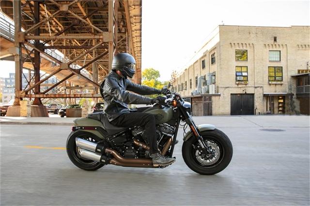 2021 Harley-Davidson Cruiser Fat Bob 114 at Gruene Harley-Davidson