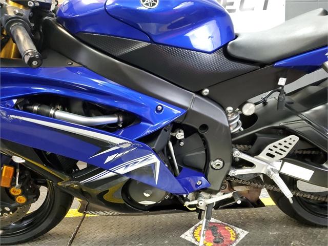 2009 Yamaha YZF R6 at Used Bikes Direct