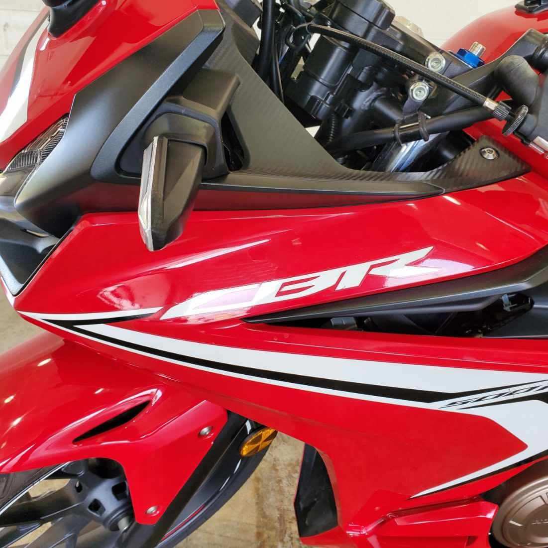 2019 Honda CBR500R ABS at Twisted Cycles