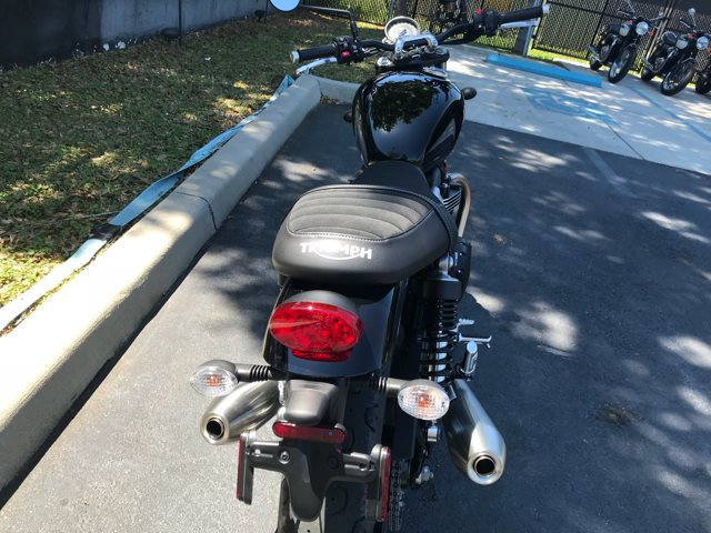 2019 Triumph Street Twin Base at Tampa Triumph, Tampa, FL 33614