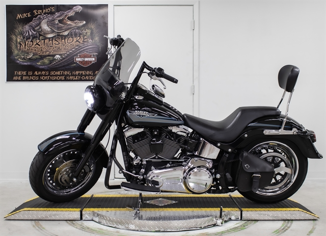2010 Harley-Davidson Softail Fat Boy at Mike Bruno's Northshore Harley-Davidson