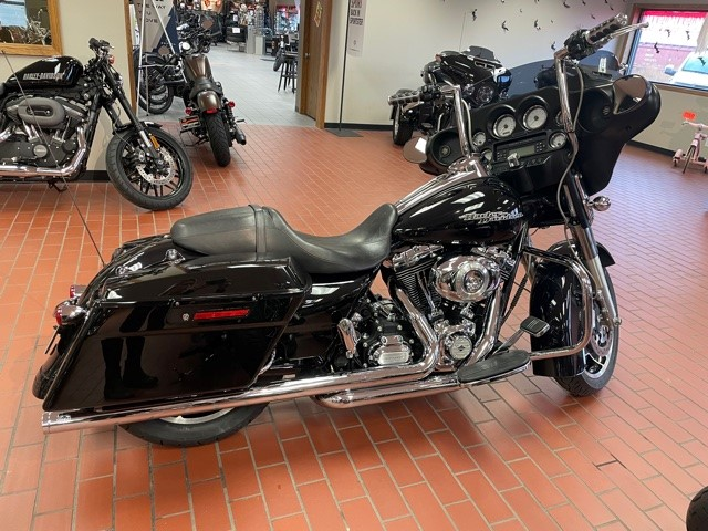 2012 Harley-Davidson Street Glide Base at Rooster's Harley Davidson