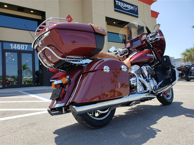 2019 Indian Roadmaster Standard at Stu's Motorcycles, Fort Myers, FL 33912
