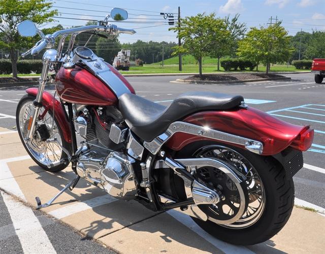 2003 HARLEY-DAVIDSON FXST at All American Harley-Davidson, Hughesville, MD 20637