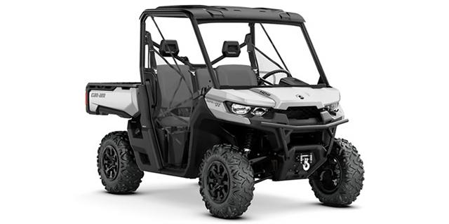 2019 Can-Am Defender XT HD8 at Riderz