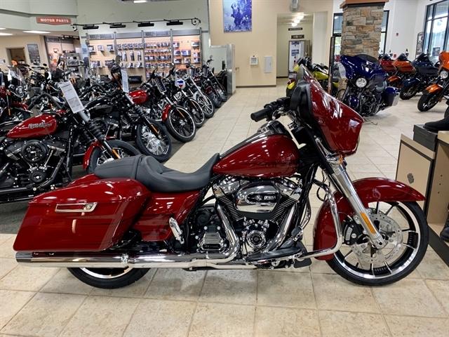 2020 Harley-Davidson Touring Street Glide at Destination Harley-Davidson®, Silverdale, WA 98383