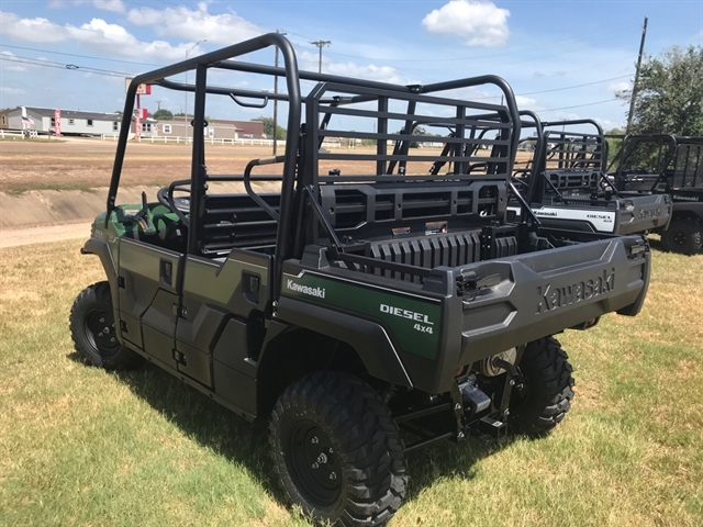 2019 Kawasaki Mule™ PRO-DXT™ Diesel EPS at Dale's Fun Center, Victoria, TX 77904