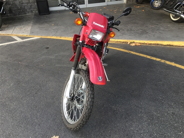2005 Kawasaki KLR 250 at Lynnwood Motoplex, Lynnwood, WA 98037