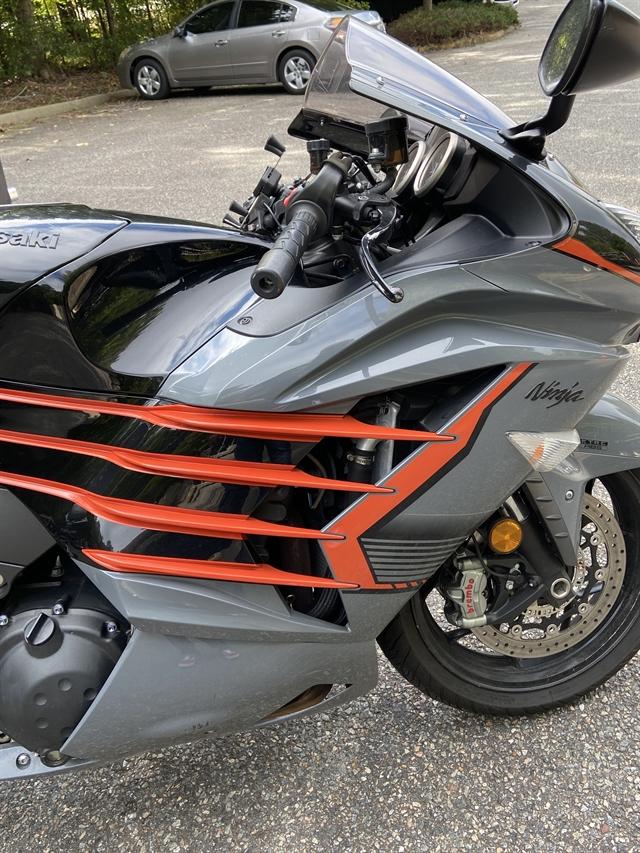 2018 Kawasaki Ninja ZX-14R ABS SE at Hampton Roads Harley-Davidson