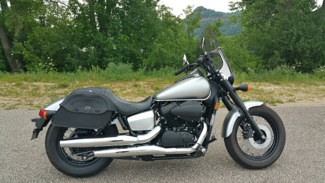 2015 Honda Shadow Phantom at Harley-Davidson® Shop of Winona, Winona, MN 55987