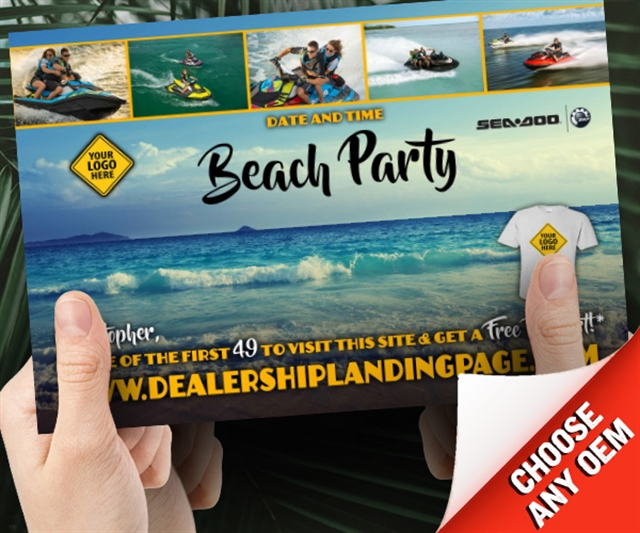 Beach Party  at PSM Marketing - Peachtree City, GA 30269