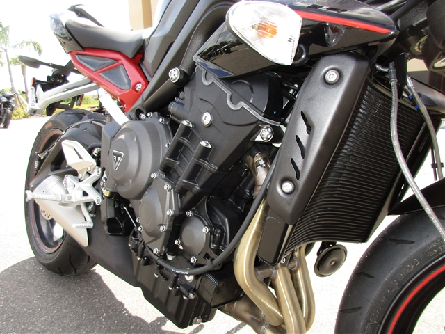 2018 Triumph Street Triple R at Fort Myers