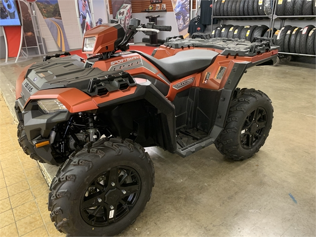 2021 Polaris Sportsman 850 Premium at Southern Illinois Motorsports