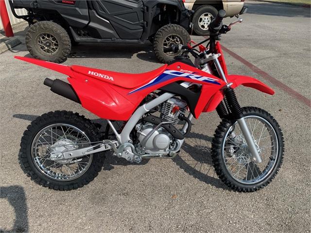2022 Honda CRF 125F at Kent Motorsports, New Braunfels, TX 78130