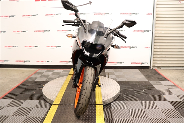 2017 KTM RC 390 at Used Bikes Direct