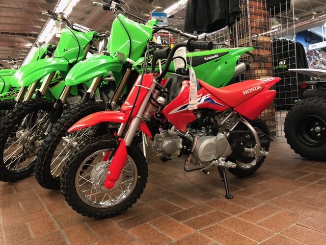 2022 Honda CRF 50F at Wild West Motoplex