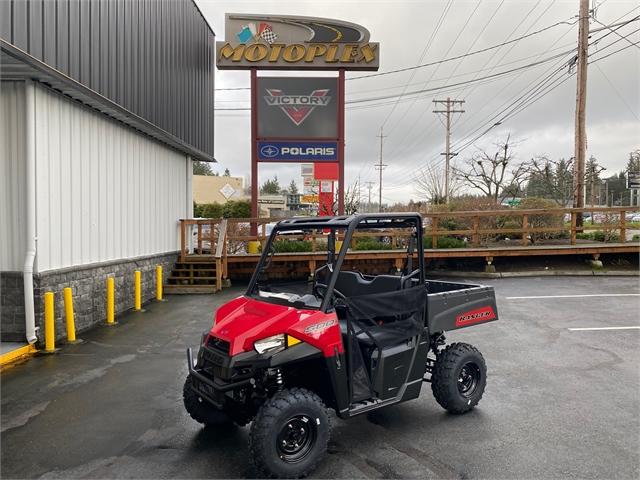 2021 Polaris Ranger 500 Base at Lynnwood Motoplex, Lynnwood, WA 98037