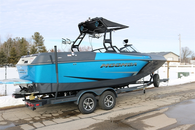 2020 Moomba Max at Fort Fremont Marine