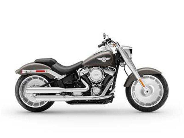 2019 Harley-Davidson Softail Fat Boy at All American Harley-Davidson, Hughesville, MD 20637