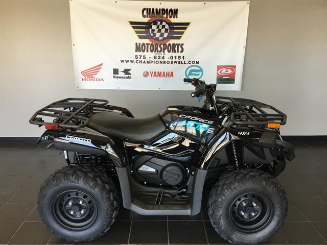 2020 CFMOTO CFORCE 400S at Champion Motorsports