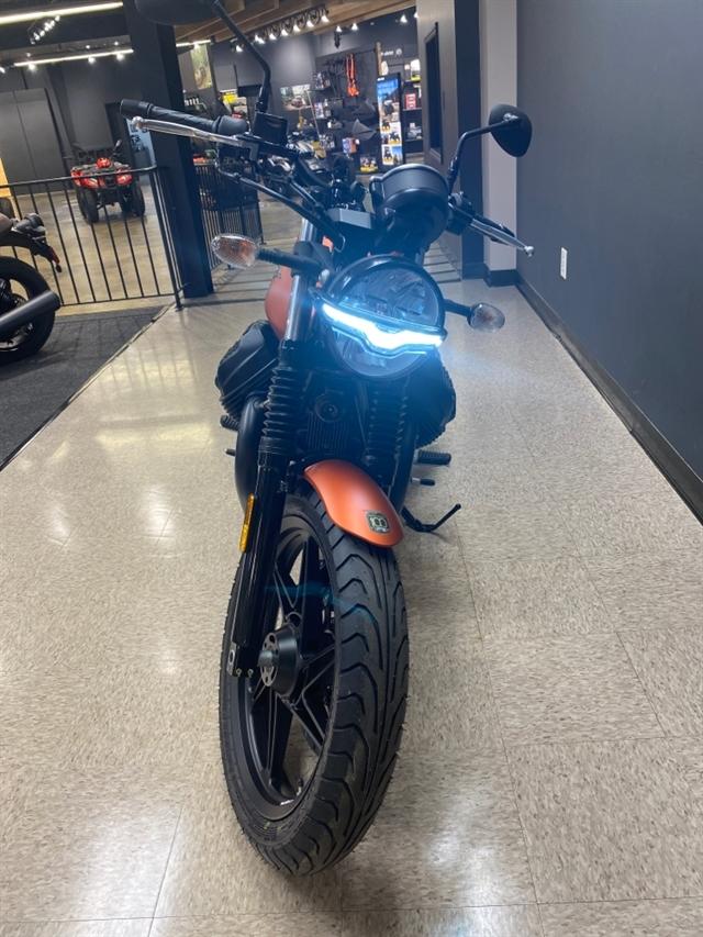 2021 Moto Guzzi V7 Stone E5 at Sloans Motorcycle ATV, Murfreesboro, TN, 37129