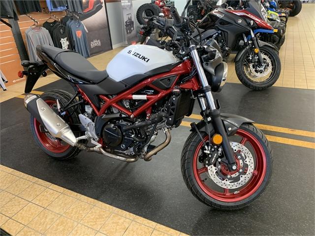 2021 Suzuki SV 650 ABS at Southern Illinois Motorsports