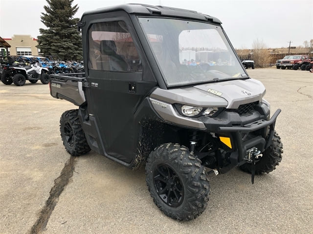 2018 Can-Am Defender  HD8 XT HD8 XT at Power World Sports, Granby, CO 80446