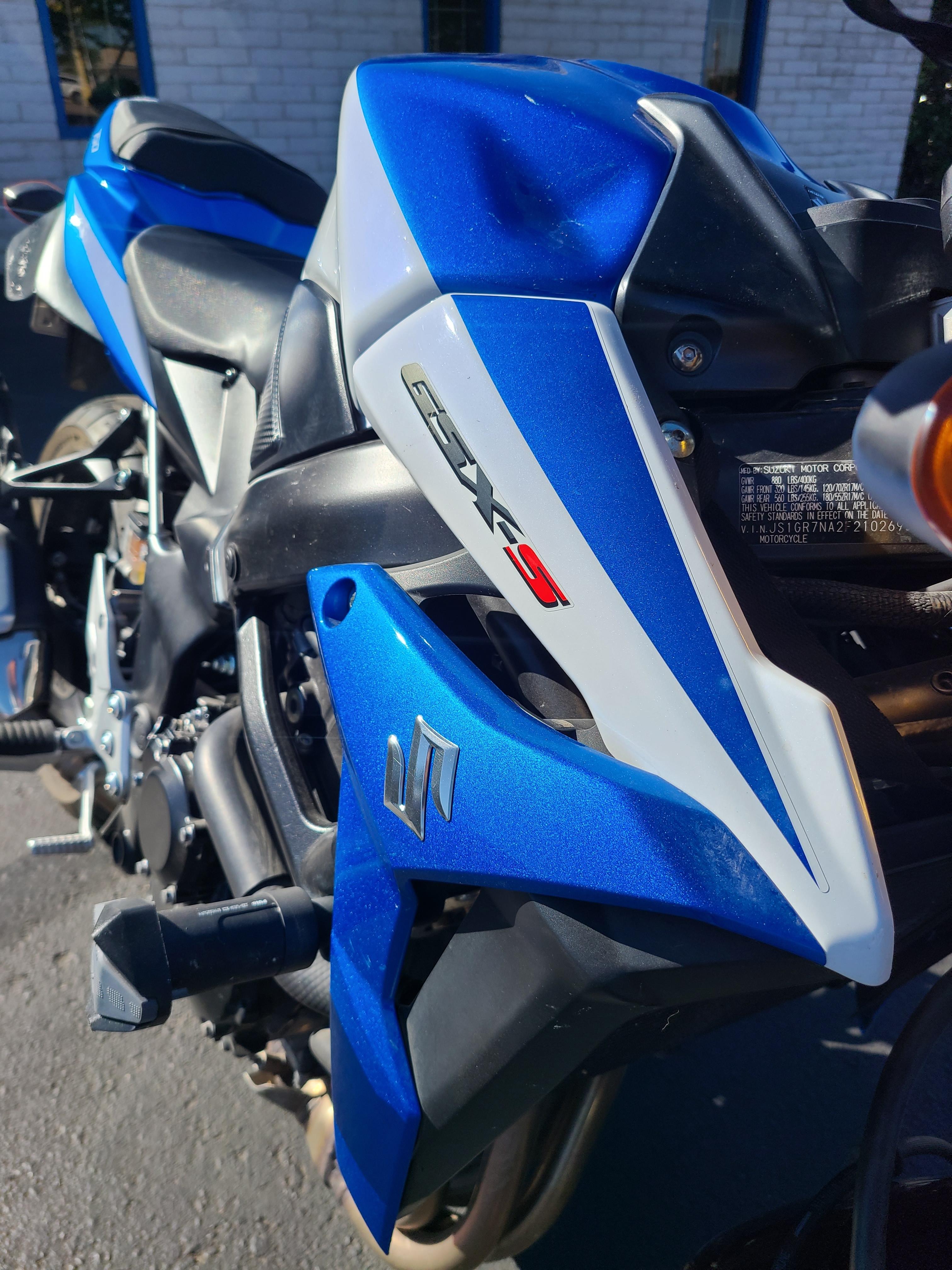 2015 Suzuki GSX-S 750 at Bobby J's Yamaha, Albuquerque, NM 87110