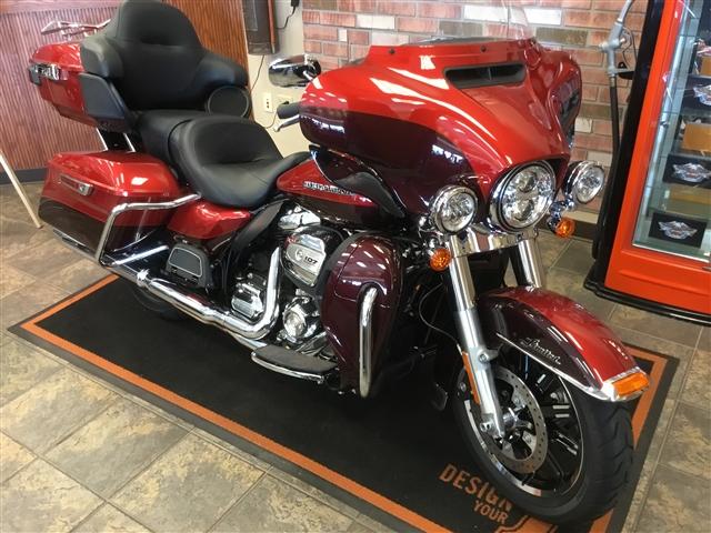 2018 Harley-Davidson Electra Glide Ultra Limited at Bud's Harley-Davidson, Evansville, IN 47715