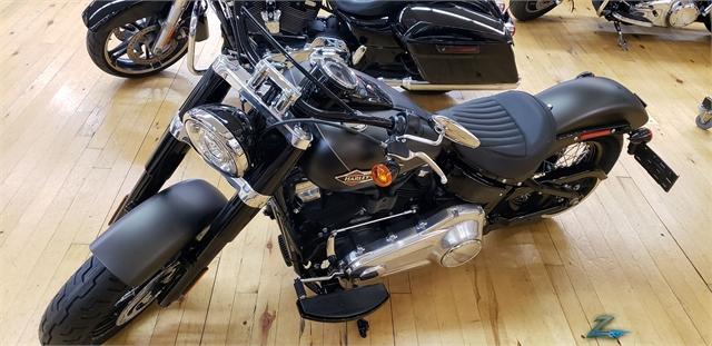 2021 Harley-Davidson Cruiser Softail Slim at Zips 45th Parallel Harley-Davidson