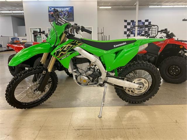 2021 Kawasaki KX 450X at Columbia Powersports Supercenter
