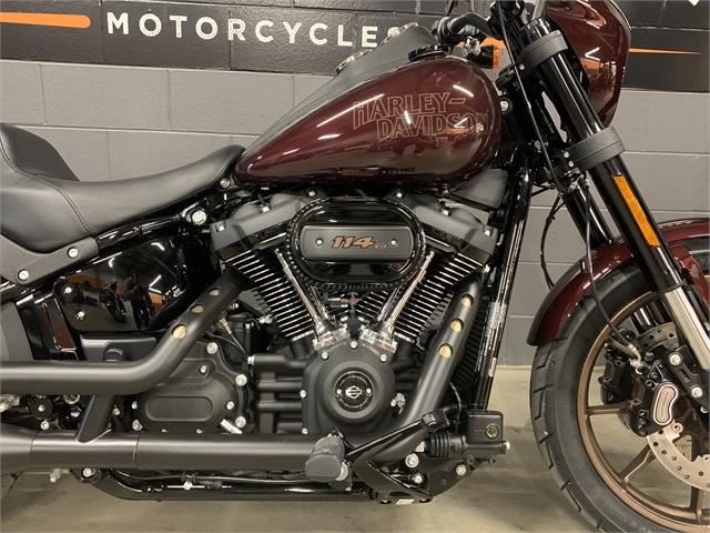 2021 Harley-Davidson Cruiser FXLRS Low Rider S at Harley-Davidson of Indianapolis