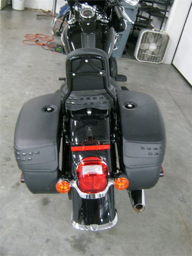 2020 Harley-Davidson FLHCS Heritage 114 at Brenny's Motorcycle Clinic, Bettendorf, IA 52722
