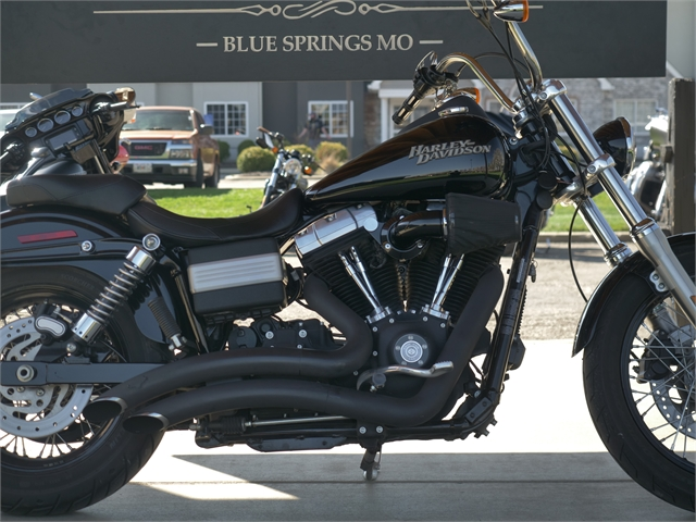 2010 Harley-Davidson Dyna Glide Street Bob at Outlaw Harley-Davidson
