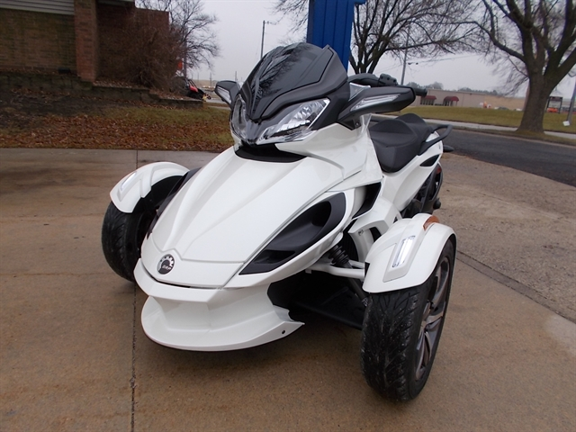 2014 Can-Am Spyder ST-S at Nishna Valley Cycle, Atlantic, IA 50022