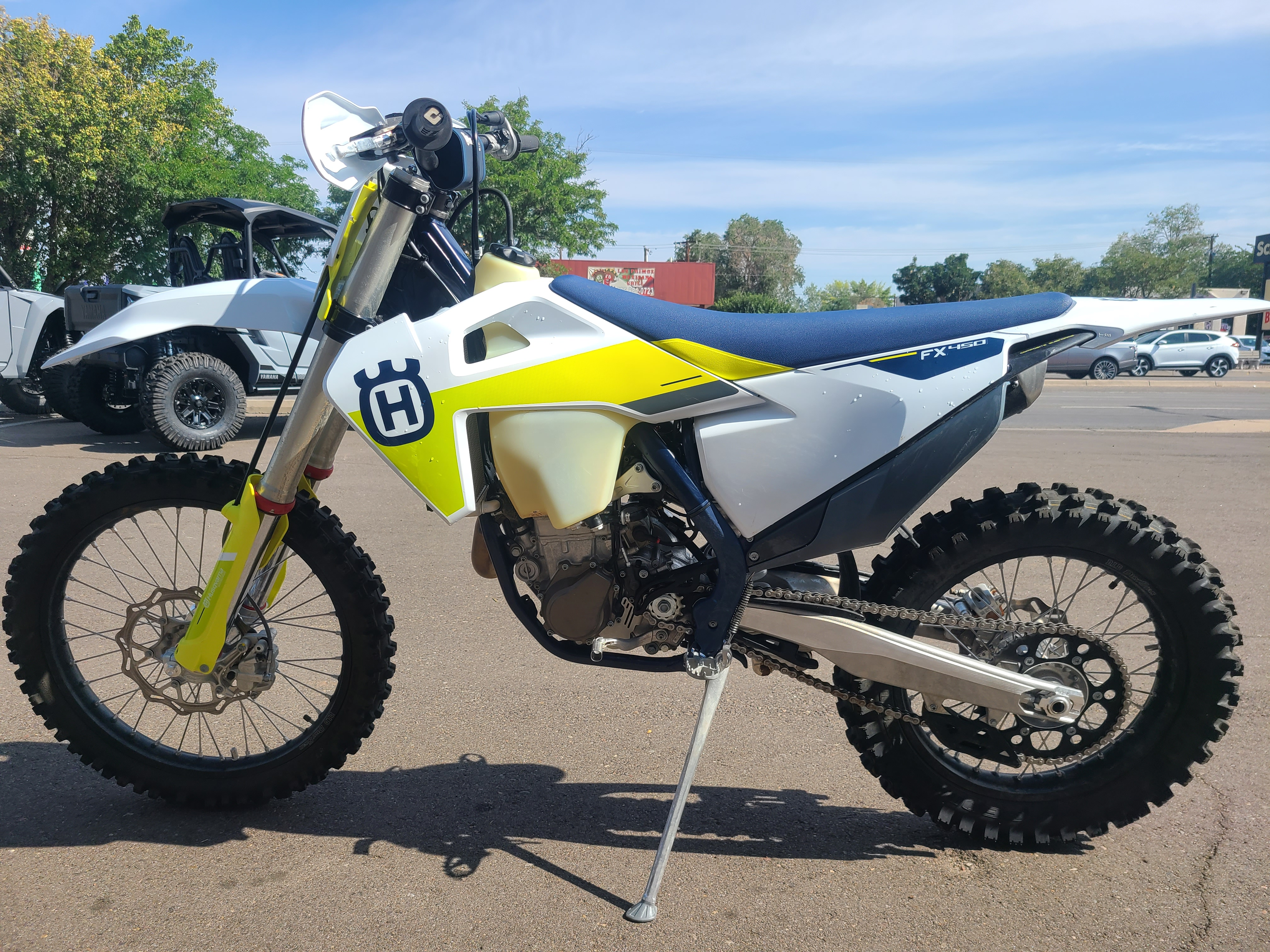 2021 Husqvarna FX 450 at Bobby J's Yamaha, Albuquerque, NM 87110
