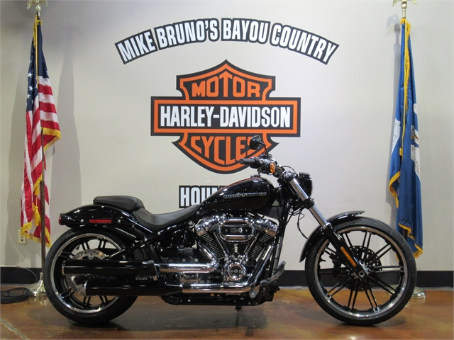 2018 Harley-Davidson Softail Breakout 114 at Mike Bruno's Bayou Country Harley-Davidson