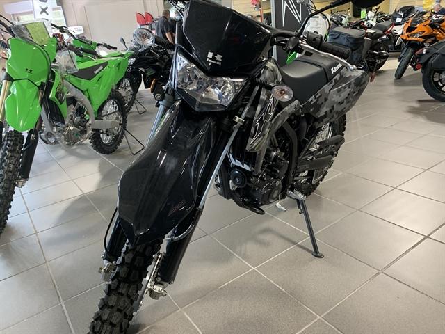 2019 Kawasaki KLX250SJFAL 250 Camo at Star City Motor Sports