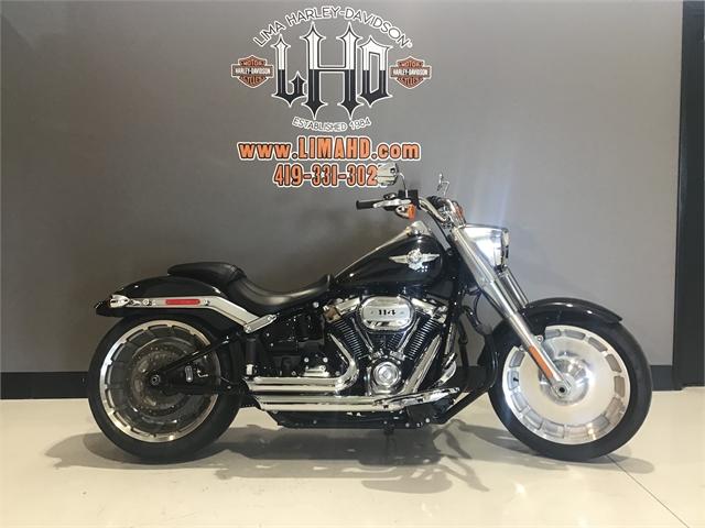 2018 Harley-Davidson Softail Fat Boy 114 at Lima Harley-Davidson