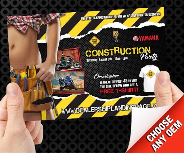 Construction Powersports at PSM Marketing - Peachtree City, GA 30269
