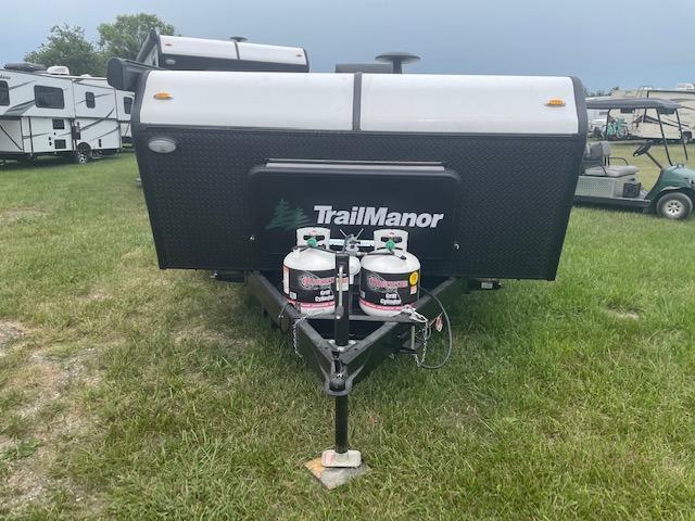 2021 TrailManor 2922 Series KB at Prosser's Premium RV Outlet