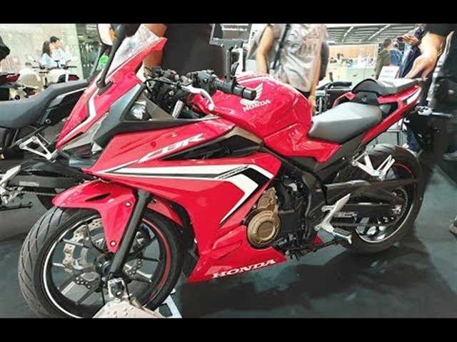 2019 Honda CBR500R Base at Kent Motorsports, New Braunfels, TX 78130