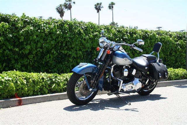 2006 HARLEY FLSTSCI SW at Ventura Harley-Davidson