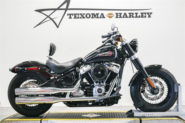 2019 Harley-Davidson Softail Slim at Texoma Harley-Davidson