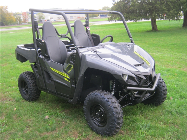 2019 Yamaha Wolverine X2 Base at Brenny's Motorcycle Clinic, Bettendorf, IA 52722