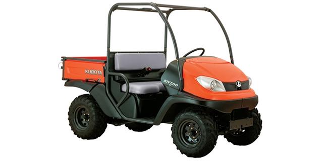 2020 Kubota RTV500 Orange at Santa Fe Motor Sports