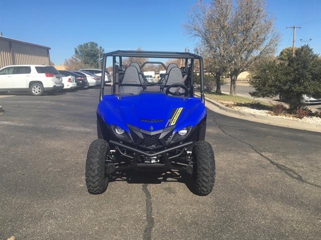 2020 Yamaha Wolverine X4 Base at Champion Motorsports