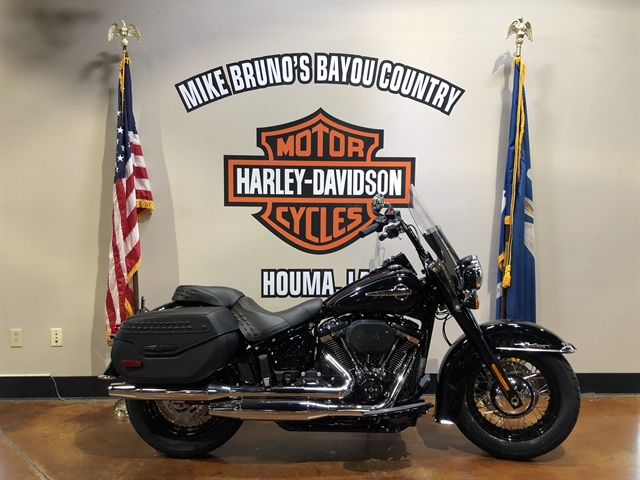 2020 Harley-Davidson Softail Heritage Classic 114 at Mike Bruno's Bayou Country Harley-Davidson