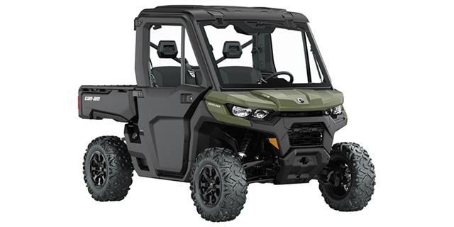 2021 Can-Am Defender DPS CAB HD8 at ATV Zone, LLC