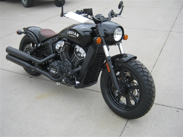 2019 Indian Motorcycle Scout Bobber at Brenny's Motorcycle Clinic, Bettendorf, IA 52722